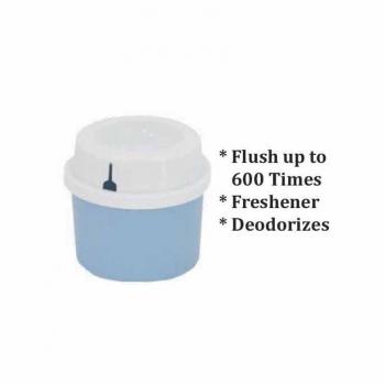 Auto Toilet Flush Disinfectant