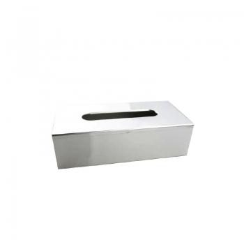 Stainless Steel Facial Tissue Dispenser