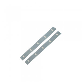 Double Layer Rubber Strip