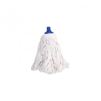 White Round Mop 300gm