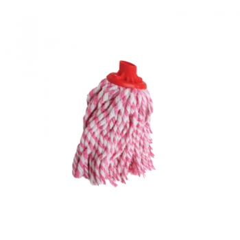 Semi Red Round Mop 300gm