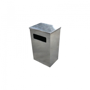 Stainless Steel Rectangular c/w Flat Top (SS 111)