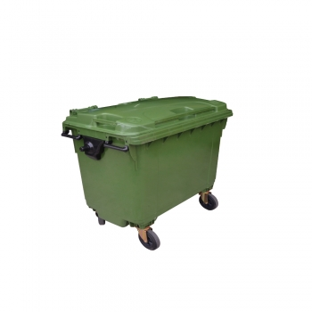 Mobile Garbage Bins 660L