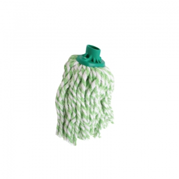 Semi Green Round Mop 300gm