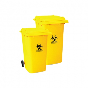 Biohazard Garbage Bins