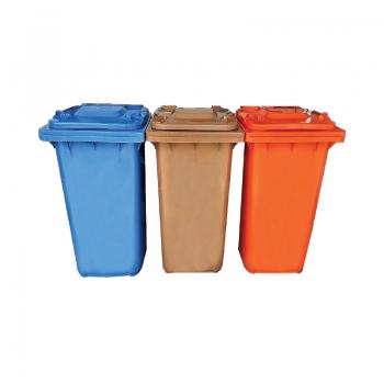Recycle Bins 120L / 240L (3 in 1)