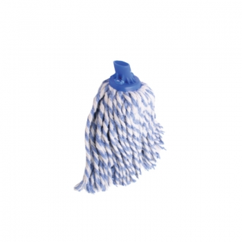 Semi Blue Round Mop 300gm