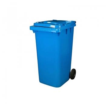 120L & 240L Blue Garbage Bin