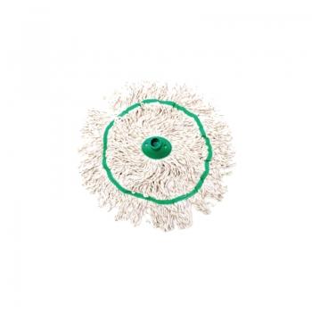 Green Color Strips Circular Mop 300gm