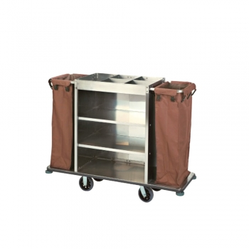 Stainless Steel Maid Trolley