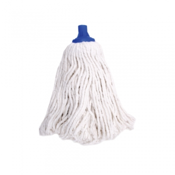 White Colour Round Mop 300gm