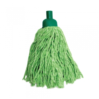 Green Colour Round Mop 300gm