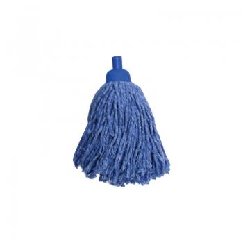 Blue Round Mop 300g