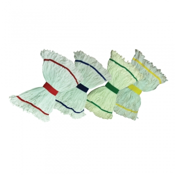 Mircofibre Kentucky Mop Refill (Colour Ribbon)