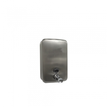 Stainless Steel Soap Dispenser 500ml