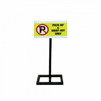 Pick up & Drop Off Stand
