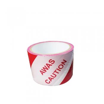 Awas Warning Tape (Red + White)
