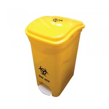 Bioharzard Pedal Bin 40L