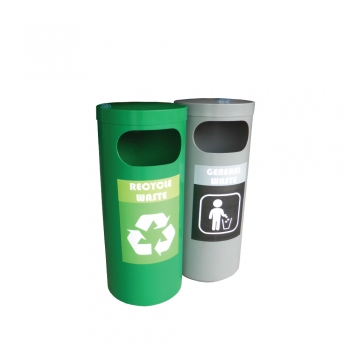 Energy FT Recycle Bin 2 in 1