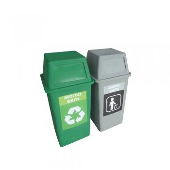 Pulau FD Recycle Bin 2 in 1