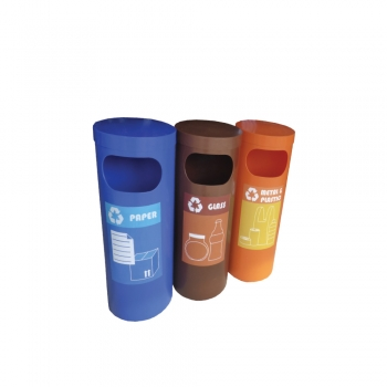 Energy FT Recycle Bin 3 in 1