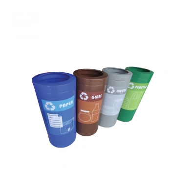 Energy OT Recycle Bin 4 in 1