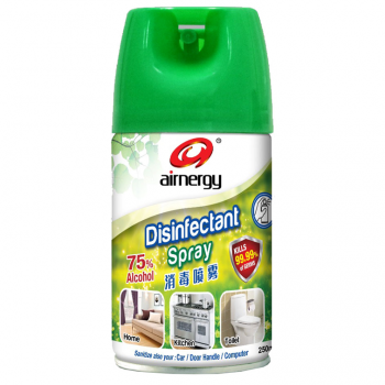 Airnergy Disinfectant Spray 250ml