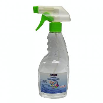 Bio Hand Sanitizer 500ml With Mist Spray Head - Blue