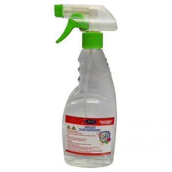Bio Hand Sanitizer 500ml With Mist Spray Head - Red