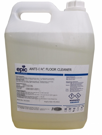 Anti-Bacterial Floor Cleaner 10L