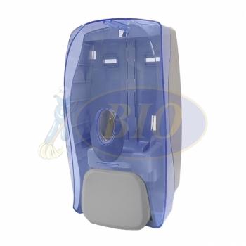 Hand Soap Dispenser 800ml - Transparent Blue