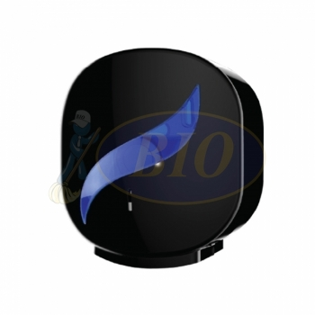 SL 1008 JRT Tissue Dispenser - Black Blue Eye