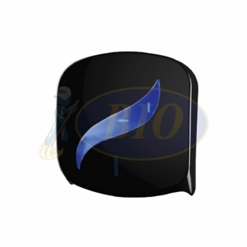 SL 1220 Multi Fold Tissue Dispenser - Black Blue Eye