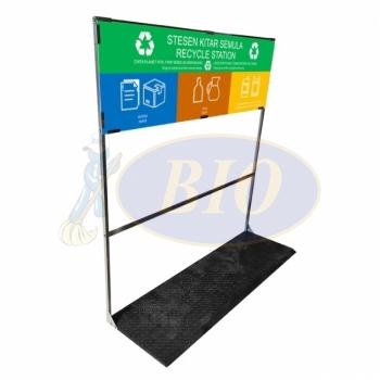 120L/240L Recycle Station Platform
