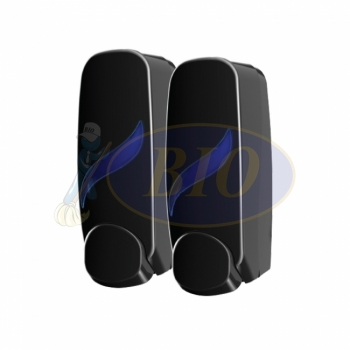 SL 400 Hair & Body Shampoo Dispenser 400ml x2 -Black Blue Eye