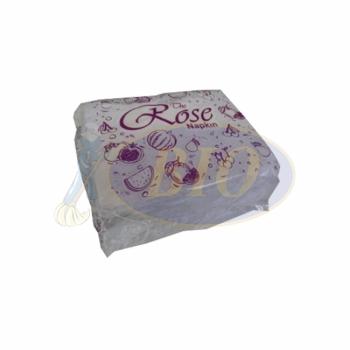 White Rose Napkin Tissue - Pulp