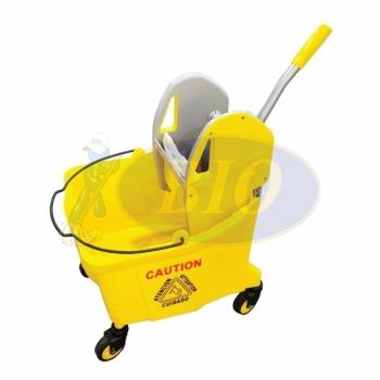 Single Mop Bucket - 32L (Down Press)