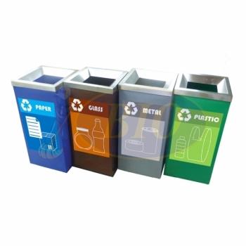 Mountain 80 Recycle Bin 4-in-1