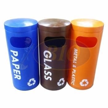 Energy FT 50 / Energy FT 100 LL-Recycle Bin 3-in-1