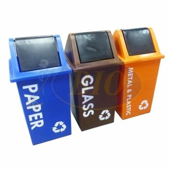 Flip 60 / Flip 120 LL-Recycle Bin 3-in-1