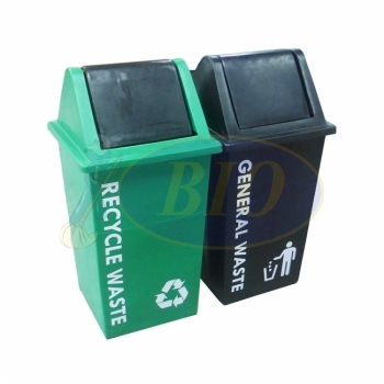 Flip 60 / Flip 120 LL-Recycle Bin 2-in-1