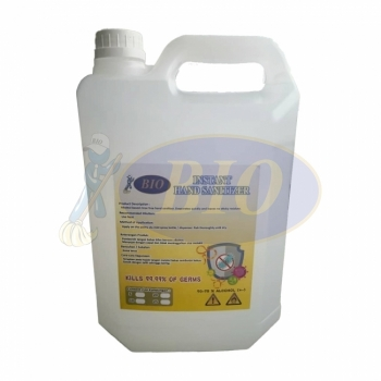 Hand Sanitizer 5L with Lime Fragrance (Waterbased)