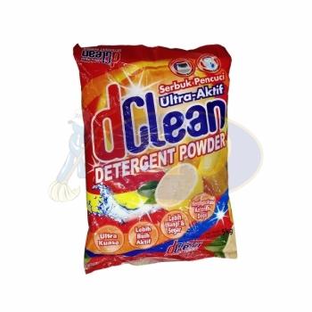 dClean Detergent Powder
