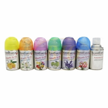 ScentForce Air Freshener Refill 300ml - Short Can