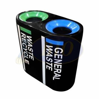 Joint LL-Recycle Bin 2-in-1 c/w Inner Bin