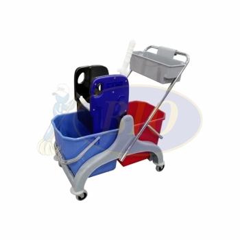 Double Mop Bucket (Plastic Frame) - EUROPE