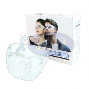 Face shield (thicker)