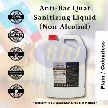 Anti-Bac Quat Sanitizing Liquid