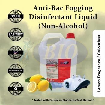 Anti-Bac Fogging Disinfectant Liquid