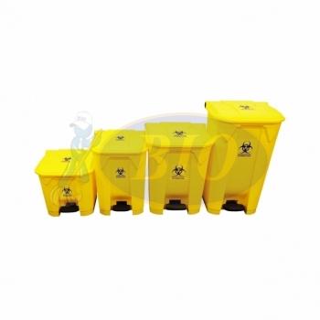 Biohazard |TT| Step On / Pedal Bin | 30L/45L/68L/87L